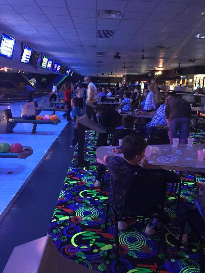 Bowling Night Fun Times!