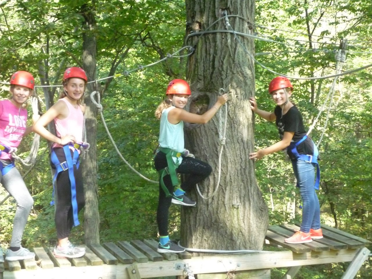 Catechism High Ropes 17